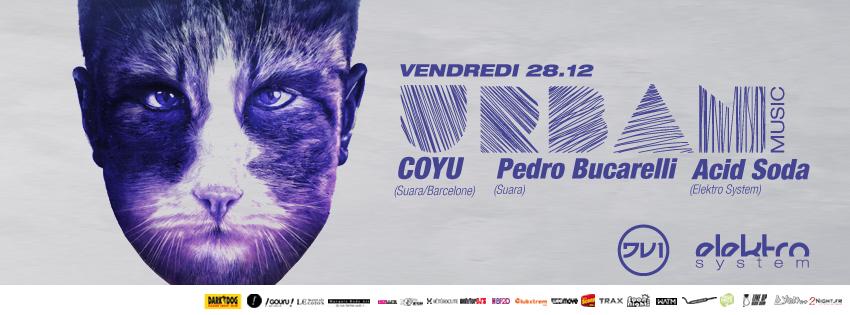 Coyu au DV1 vendredi 28 décembre